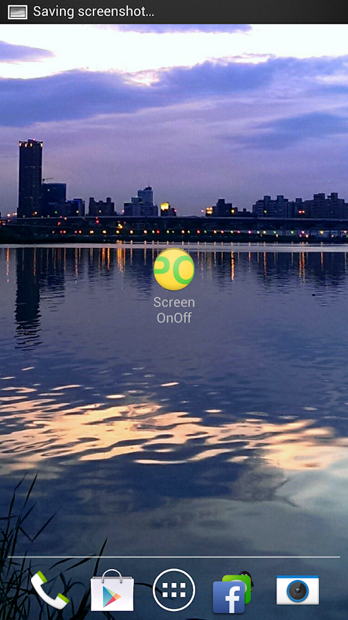 Auto Screen On Off(Smart Cover - screenshot