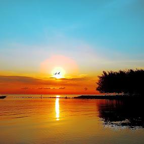 The Slamaran Beach by Abdul Aziz - Instagram & Mobile Android (  )