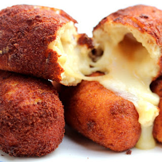 Potato Croquettes.