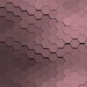 Live Wallpaper - Hex Scales icon