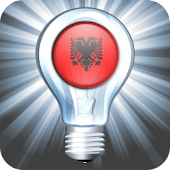 Albania Flashlight