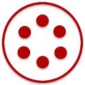 Stamped Red SL Theme icon
