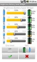 Screenshot of A Battery Widget Shield