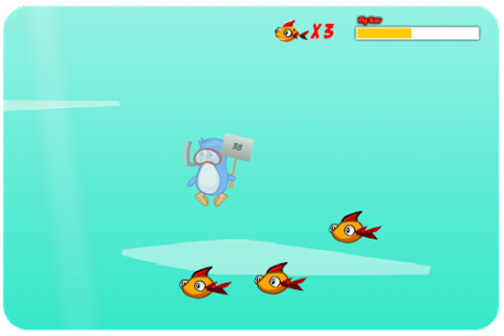 Penguin Iceball