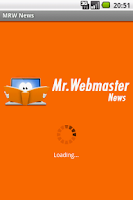 Screenshot of Mr.Webmaster News