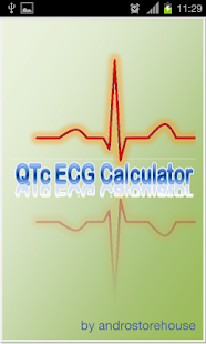 QTc ECG Calculator - screenshot thumbnail