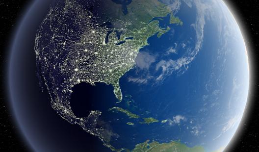 玩個人化App|Earth 3D HD LWP免費|APP試玩