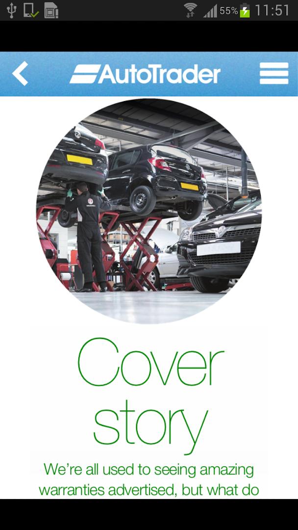 Auto Trader Magazine - Google Play Store revenue & download ...