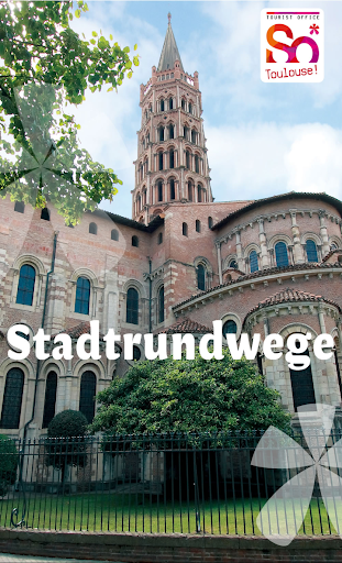 Stadtrundwege Toulouse