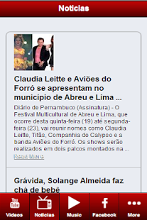 Aviões do Forró: Songs- Videos - screenshot thumbnail