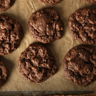Fudgy Toffee Pecan Cookies Recipe