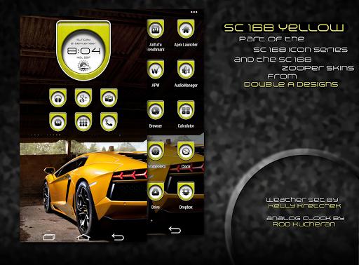 SC 168 Yellow
