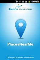 Screenshot of Places Near Me