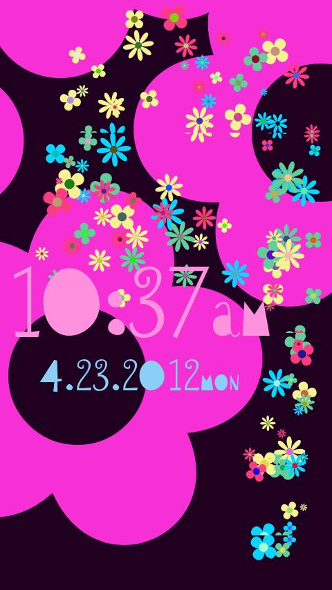 Alarm Clock ! Flower Flow !- screenshot
