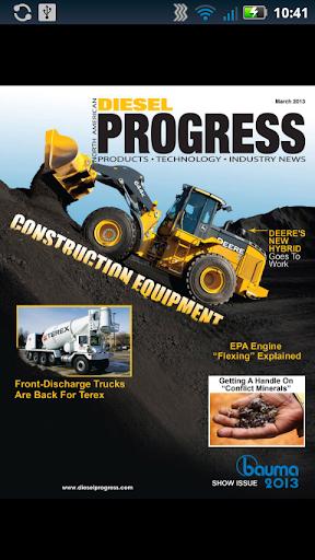 Diesel Progress