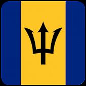 Barbados Flag Live Wallpaper