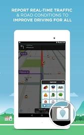 Waze - GPS, Maps & Traffic Screenshot 16