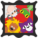 Kids' Animal Games icon