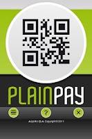 Screenshot of PlainPay
