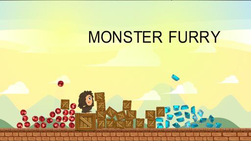 Monster Furry AdF