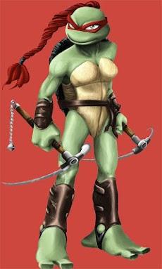 Ninja Turtles Girls Puzzleのおすすめ画像3