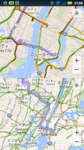 MAPS Dual 【简单的双屏幕地图】