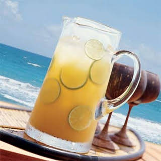 Ultimate Rum Punch.