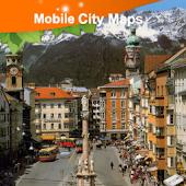 Innsbruck Street Map