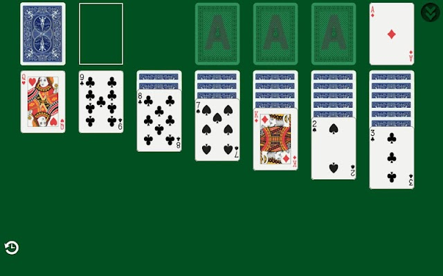 Klondike Solitaire Game - screenshot