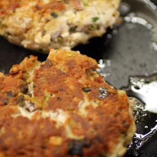 Niçoise Tuna Cakes