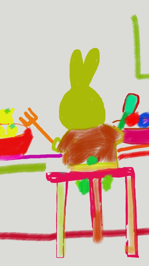 kids doodle color draw pro screenshot - Images Of Kids Drawing