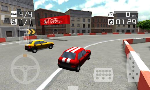 玩賽車遊戲App|Real City Car Racing 3D Free免費|APP試玩
