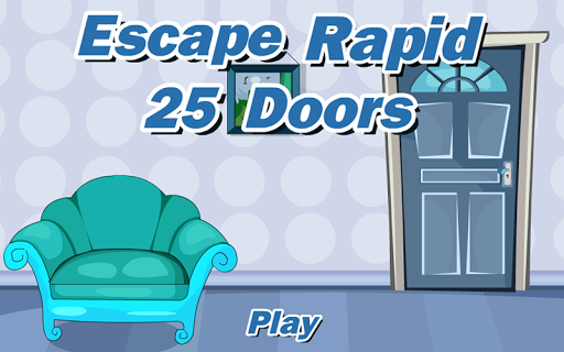 玩解謎App|逃命急流25个门免費|APP試玩