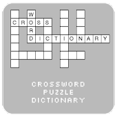 Crossword Dictionary Demo engl