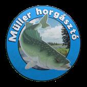Müller horgásztó