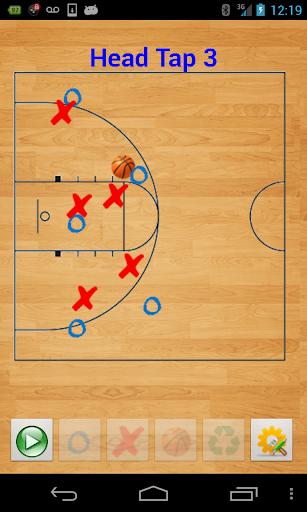 X O Basketball