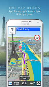 GPS Navigation & Maps Sygic v14.3.4