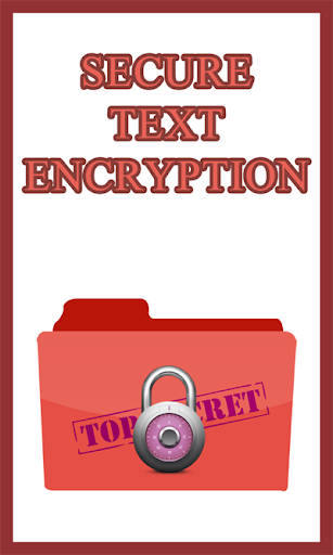 Secure Text Encryptor