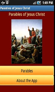 Parables of Jesus Christ- screenshot thumbnail