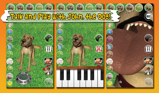Talking John Dog & SB Deluxe - screenshot thumbnail