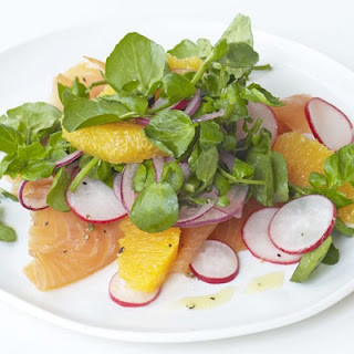 Zingy Radish Salad Recipe