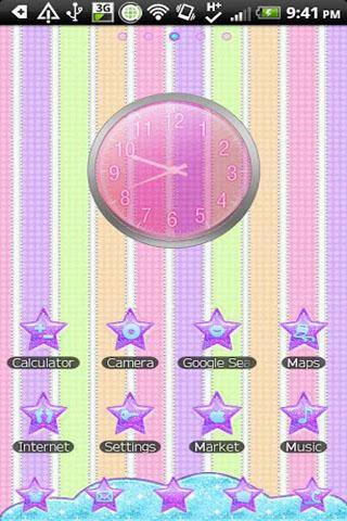 THEME - Diamond Stars Full