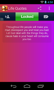 Life Quotes - screenshot thumbnail