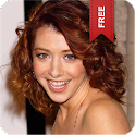 Alyson Hannigan Live Wallpaper logo