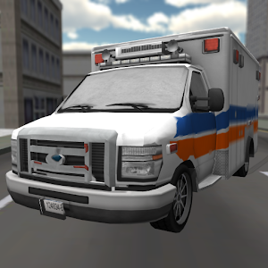 Extreme Ambulance Driving 3D for Android