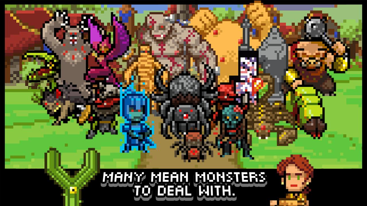 Knights of Pen & Paper +1 screenshot #22