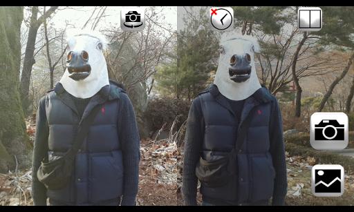 無料娱乐AppのSplit Camera|記事Game