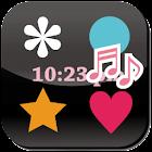 PolkaDots di flusso! LWP Alarm icon