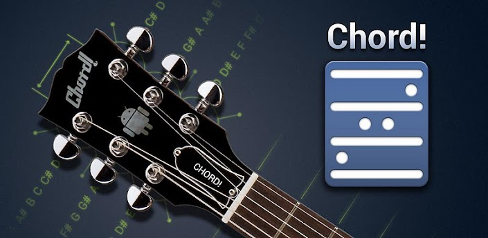 Chord! (Guitar Chord Finder) apk