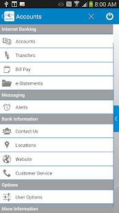myBOP Mobile Banking - screenshot thumbnail